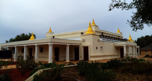 North Fork Pagoda