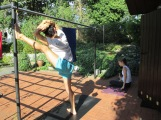 Bheemashakti Yoga, Leg Dimension, Troy & Uta, Binz 2014